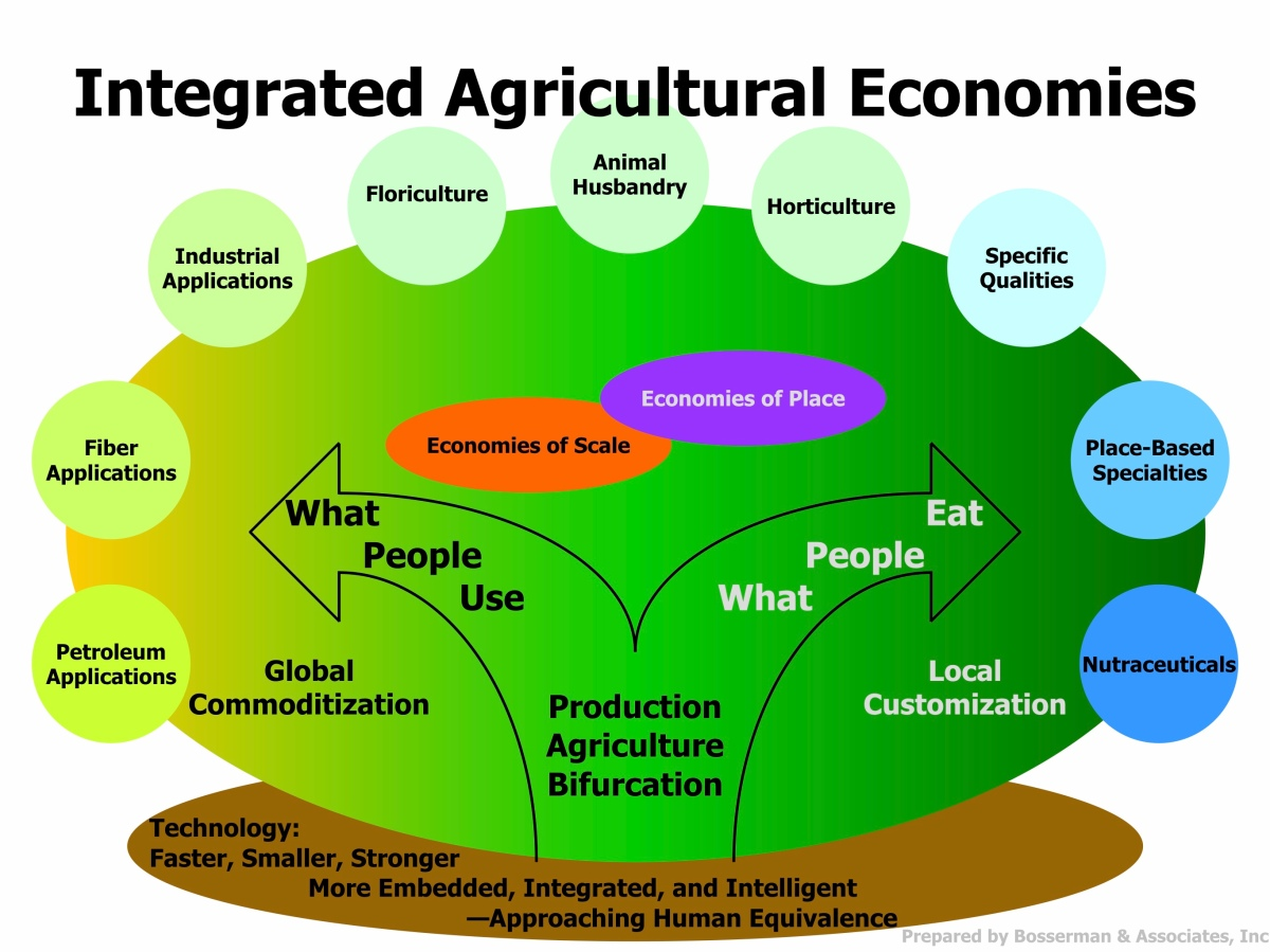 Integrated Agricultural Economies